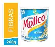 Molico Fibras Lata 260g -