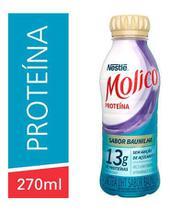 Molico Protein Bebida Lactea Baunilha 270ml -