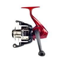 Molinete P/ Pesca Neo Plus Vista 1000Fd Fricção Dianteira Vermelho -