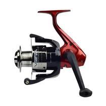 Molinete P/ Pesca Neo Plus Vista 3000Fd Fricção Dianteira Vermelho -