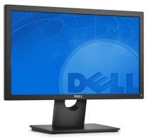 Monitor 18.5 Dell E1916H - furação VESA - 5ms - 60Hz - DisplayPort/VGA -