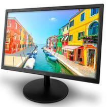 """Monitor 18.5"""" LED PCTOP M1P185HDMI, Widescreen, Preto -"""