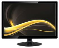 Monitor 19 HDMI BPC 19BP19WE02-B Preto Widescreen Box - Brazilpc