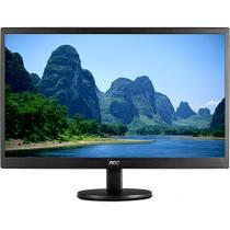 Monitor 19,5 LED AOC 200 CD/M2 de Brilho E2070SWNL