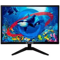 Monitor 23.6 Bluecase BM24D1HVW - Full HD - 60Hz - 5ms - HDMI / VGA -