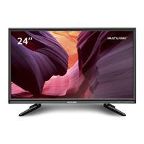 Monitor 24 Pol HD Multilaser HDMI Sem Conversor Digital - TL013 -
