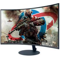 Monitor 32 Samsung Gamer Curvo LC32T550FDLXZD - Full HD - 75Hz - 4ms - FreeSync - DisplayPortHDMI -