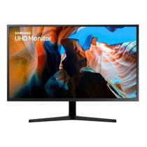 "Monitor 4K Samsung 32"" LU32J590 HDMI Display Port Freesync Preto -"