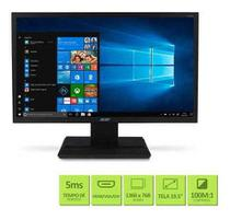 Monitor Acer 19,5  Led Hdmi Vga Vesa Inclinacao 25 - V206h