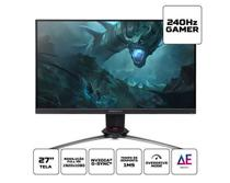 "Monitor acer 27"" led gamer predator nitro 1ms 240hz fhd hdmi display port usb g-sync  - xb273gx -"