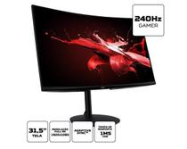 "Monitor acer 31,5"" led gamer nitro 240hz 1ms fhd hdmi display port adaptive-sync - xz320q -"