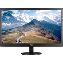 "Monitor AOC LED 21.5"" Polegadas Widescreen e2270Swn Preto -"