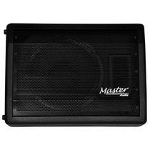 Monitor Ativo 12 Pol 200 Watts M12200 Master Áudio - Master Audio
