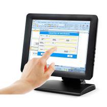 "Monitor Bematech TM-15 Touch LCD 15"" VGA Preto -"
