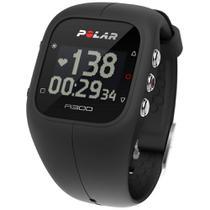 1430c8d11ba Monitor Cardíaco Polar A300 Com Monitor De Capacidade Física E Atividade  Preto
