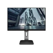 Monitor Corporativo AOC 24P1U 23,8 LED 1920X1080 FHD Widescreen Preto B2B - Planeta Pc Store