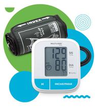 Monitor De Pressão Arterial de Braço - Multilaser Saúde - HC206 -