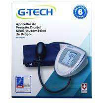 Monitor De Pressão Arterial Digital De Braço Semi Automático - G-Tech