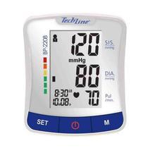 Monitor de Pressao Arterial Techline Digital Automatico Pulso BP-2208 -