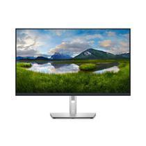 "Monitor Dell 4K USB-C Hub 31.5"" P3222QE Prata -"