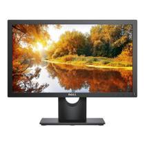 Monitor Dell LED 18,5'' HD TN VGA DP Preto E1916H -