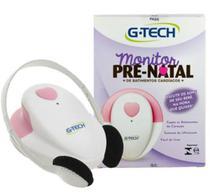Monitor Fetal Pré-natal Batimentos Cardíacos G-Tech DOPGT1 -