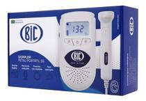 Monitor Fetal Pré Natal Sonar Doppler + Pilhas E Gel - BIC - G-Tech