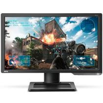 Monitor Gamer 24 LED Zowie XL2411P, Full HD, 144Hz, Ajuste de Altura, Preto, DVI, HDMI - Benq