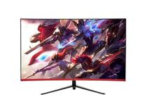 Monitor gamer 31,5 hq led 32qhq curvo full hd 1ms 165hz hdmi / display port -
