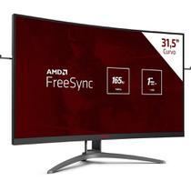 """Monitor Gamer AOC Agon AG323FCXE 31,5"""" Curvo Full HD Free Sync 165Hz 1ms -"""