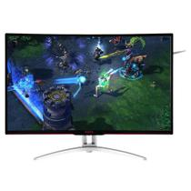 "Monitor Gamer AOC LED 31.5"" Agon Tela Curva Full HD - Bivolt"