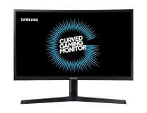 """Monitor Gamer Curvo 24"""" com taxa de atualização de 144 Hz e AMD FreeSync LC24RG50FQLMZD - Samsung"""