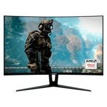 "Monitor Gamer Curvo Full HD Gamemax 27"" Preto 1080P 144Hz HDMI GMX27C144 -"
