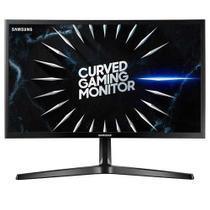 "Monitor Gamer Curvo Samsung 24"", FHD, 144 Hz,HDMI, DP, Freesync, Preto, Série CRG50 - LC24RG50FQLMZD -"