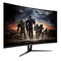 "Monitor Gamer Gamemax 31,5"" Preto LED Curvado 144Hz 1Ms 2.5K 2560x1440PP - GMX32CEWQBR -"