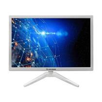 """Monitor Gamer LED 21,5"""" Bluecase 60Hz Full HD Branco - BM22D1HVW -"""
