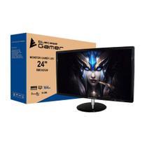 """Monitor Gamer LED 24"""" 1ms GTG BM242GW - BlueCase -"""