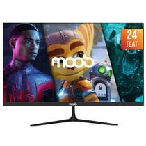 "Monitor Gamer LED 24"" 2ms 75Hz Full HD Widescreen MOOB -"