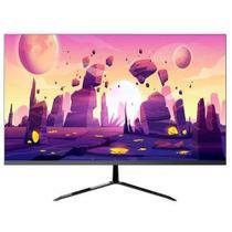 """Monitor Gamer Led 24"""" 3ms 144Hz Full HD Framless Widescreen PRETO- M24G-HOE - Brazil Pc"""