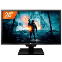 "Monitor Gamer LED 24"" LG Full HD 2 HDMI 3 USB 144 Hz 1ms Motion Blur Reduction 24GM79G -"