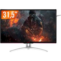 "Monitor Gamer LED 31,5"" AOC Agon 144Hz 5ms Tela Curva Full HD AG322FCX/75 -"