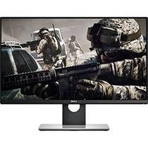 "Monitor Gamer LED Quad HD 27"" Widescreen com NVIDIA G-Sync Dell S2716DG Preto -"