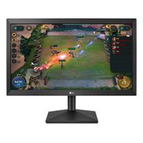 Monitor Gamer LG LED 19,5'' HD 60Hz 2ms TN VGA HDMI Preto 20MK400H -