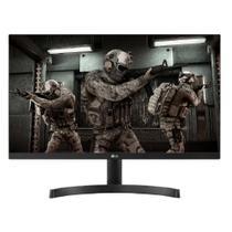 """Monitor Gamer LG LED 23.8"""", Full HD, IPS, 2 HDMI, FreeSync, 1ms - 24ML600M - Lg eletronics"""