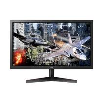 Monitor Gamer LG LED 24'' Full HD Wide 144Hz 24GL600F-B -