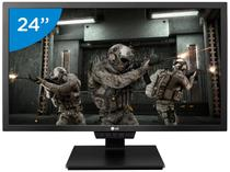 "Monitor Gamer LG LED 24"" Full HD Widescreen - 24GM79G-B"