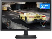 "Monitor Gamer Samsung LS27E332HZXMZD 27"" - LED Widescreen Full HD HDMI 1ms"