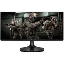 Monitor Gamer UltraWide 25'' LED IPS Full HD 25UM58G - LG -