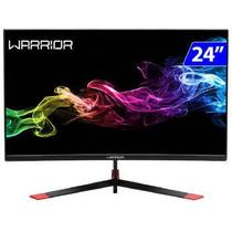Monitor gamer warrior 24p curvo 144hz 1ms mm101 - mn101 -
