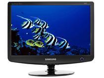 Monitor LCD 17 polegadas Widescreen - Sync Master LS17PENSFLXAZ